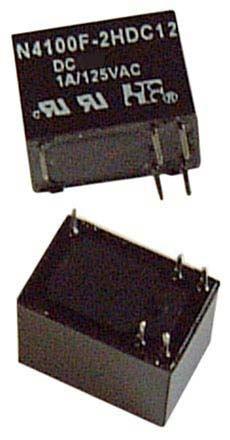 Relè ultraminiaturizzato NRP-03 1 scambio, 12V, 3A-0