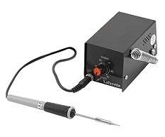 Lafayette MSS-9 Mini stazione saldante con controllo della temperatura e mini stilo-0
