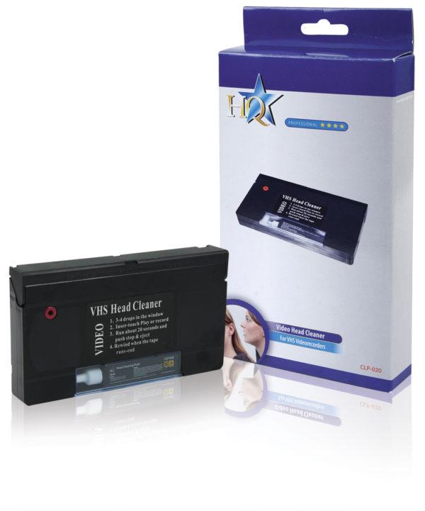 Nastro VHS pulisci testine-0