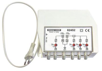Centralno larga banda Emme Esse 82459L 3 ingressi B.III-UHF-UHF-0
