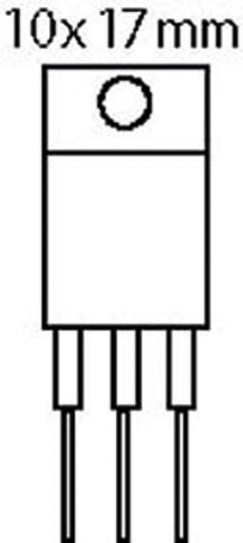 IRF540-MBR N-FET 100 V 28 A 150 W 77 R-0