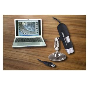 MICROSCOPIO DIGITALE 200X Microscopio elettronico digitale con USB-0