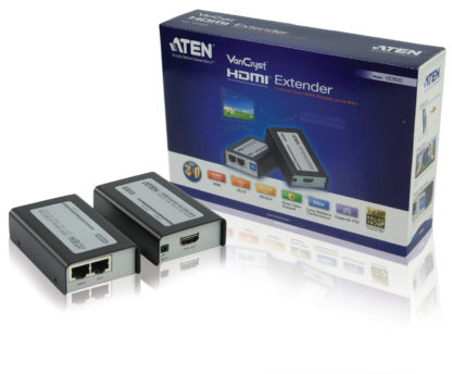 AT-VE800 Aten HDMI 1.3b CAT 5e/6 extender max. 60 m-0
