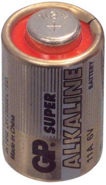 Batterie alcaline 11A/MN11 6 V Super 1-blister-0