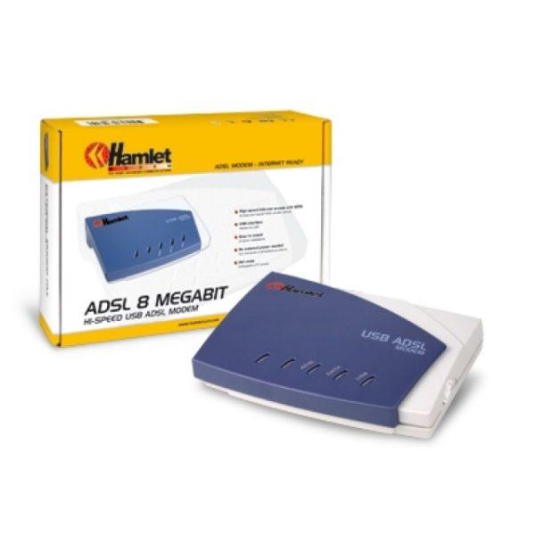 MODEM ADSL USB1.1 HDSL8K2 HAMLET-0