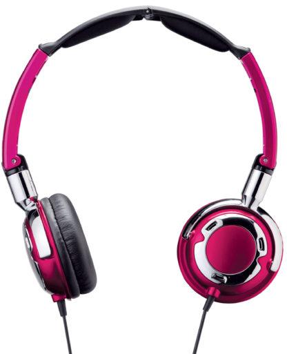 HP 1087R cuffia stereo -0