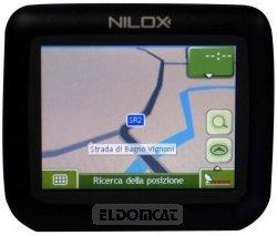 """Navigatore gps all in one Schermo 3.5"""" Mappa italia-0"""