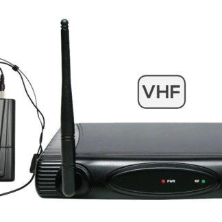 SET 6080LAV-A radiomicrofono vhf ad archetto-0