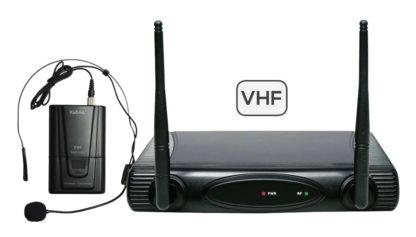 SET 6080LAV-B radiomicrofono vhf ad archetto-0