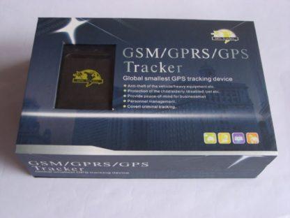 LOCALIZZATORE GSM / GPRS / GPS TRACKER-0