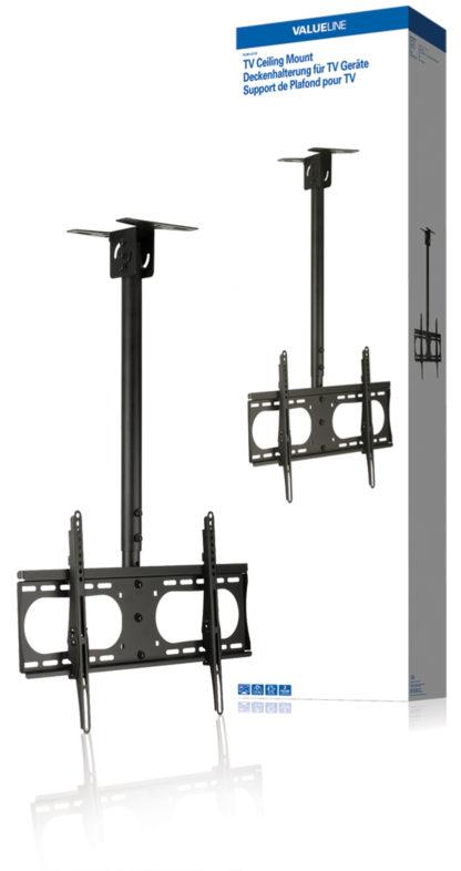 """VLM-LC10 Supporto TV da soffitto da 42 - 65""""/107 - 165 cm 45 kg-0"""