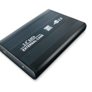 NOT ONLY BOX CASE ESTERNO PER HARD DISK SATA 2.5'' USB2 -0