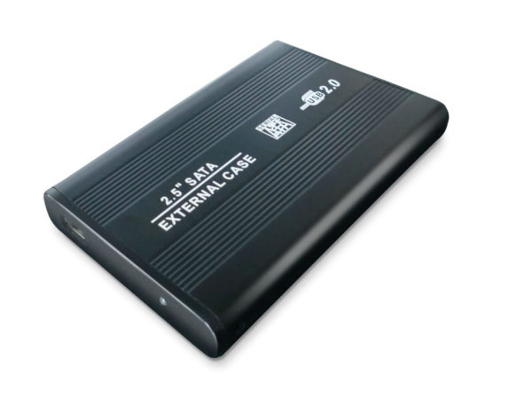 NOT ONLY BOX CASE ESTERNO PER HARD DISK SATA 2.5'' USB2 -0