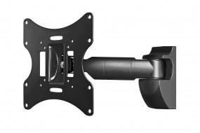 """staffa per installazione a parete telescopica a 1 braccio per televisori fino a 107 cm (42"""")-0"""