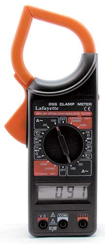 Lafayette DT-266 Pinza amperometrica-0