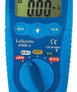 Lafayette DMB-3 MULTIMETRO DIGITALE 3 IN 1-0