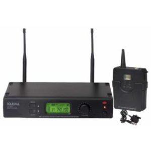 SET 7510LAV radiomicrofono uhf-pll lavalier-0