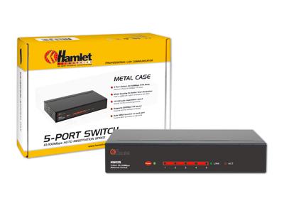 SWITCH EM4410 5 PORTE NETW 10/100 MBPS-0