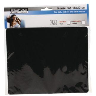 Tappetino nero per mouse-0
