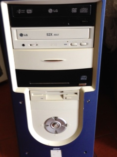 Pc desktop Pentium 4 2,66Ghz 1Gb RAM Sch.Video 256Mb HD60Gb W7premium-0