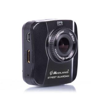 STREET GUARDIAN GPS - Telecamera per auto Full HD con GPS-0