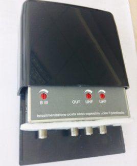 AEV Amplificatore 55 PRO 114 dBuV - 4 Ing.reg.32 dB - III-IV-V-UHF-0