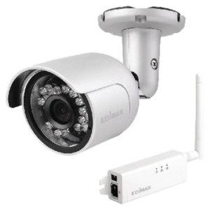 Edimax HD Wi-Fi Mini Outdoor Network Camera-0
