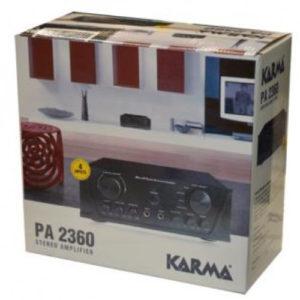 Amplificatore stereo 2 x 50w PA 2360 KARMA-0