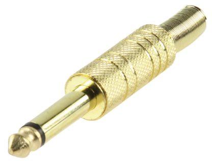 VALUELINE 6.35 mm mono jack plug-0