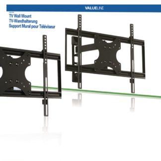 """Supporto TV da parete ruotabile da 42 - 65""""/107 - 165 cm 50 kg-0"""