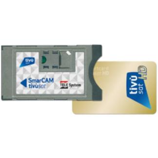 SmarCAM TivùSat con smartCARD HD inclusa-0