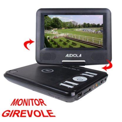 DVX-766 USB/SD Tv libretto da viaggio Audiola -0