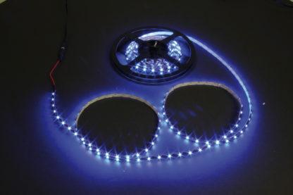 Striscia LED 300 LED /meter 5.00 m SMD 12 VDC blue-0