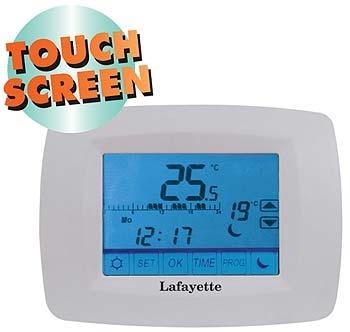 Lafayette CDS-30 CRONOTERMOSTATO DIGITALE TOUCH SCREEN-0