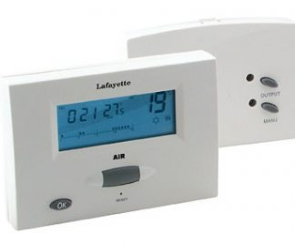 Lafayette AIR CRONOTERMOSTATO DIGITALE WIRELESS PROGRAMMABILE-0