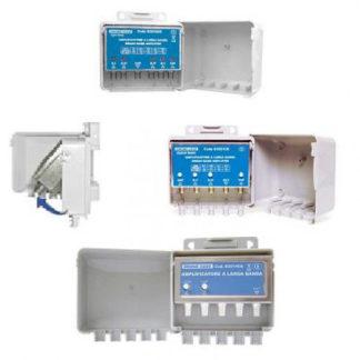Amplificatore da Palo Emme Esse 83521CE 4in VHF B IV B V UHF-0