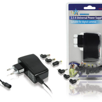 Universal digicam power supply 2.5 A-0