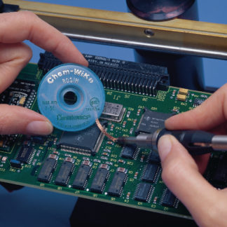 TRECCIA DISSALDANTE Desoldering wick 2.80 mm 3.00 m-0