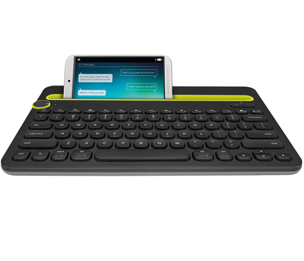Bluetooth Multi-Device Keyboard Logitech K480-0