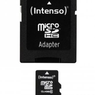 Intenso MICRO SD CARDS - class 10 - 32 GB-0