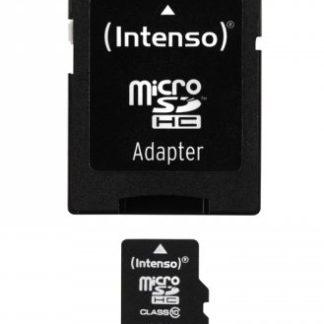 Intenso MICRO SD CARDS - class 10 - 16 GB-0
