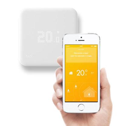 tado° regola la temperatura in base alla tua posizione per più risparmio -0
