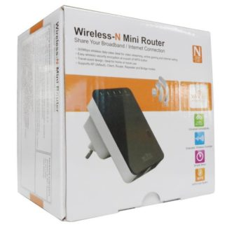 Wireless Multifunction Mini Router / Repeater amplificatore wi-fi-0