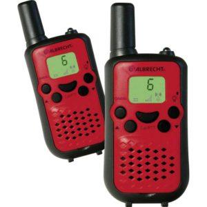 Radio PMR portatile Albrecht ALBRECHT Tectalk Easy 2 29640 Kit da 2-0
