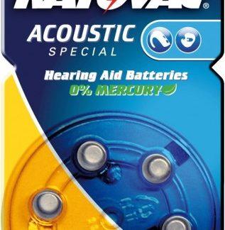 Batteria a bottone zinco-aria PR70/10A-0
