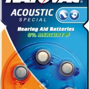 Batteria a bottone zinco-aria PR48/13A-0