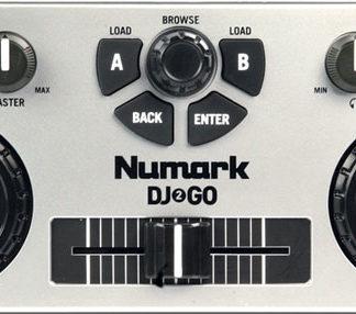 NUMARK DJ-2 GO CONTROLLER-0