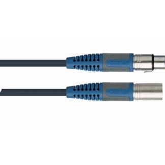 RKSM340-6 CAVO MICROFONICO xlr/f - xlr/m 6 mt-0