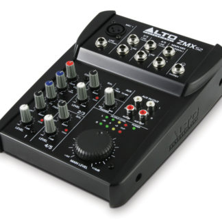 ZMX52 5-CHANNEL COMPACT MIXER ALTO-0