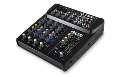 ZMX862 6-CHANNEL COMPACT MIXER ALTO-0